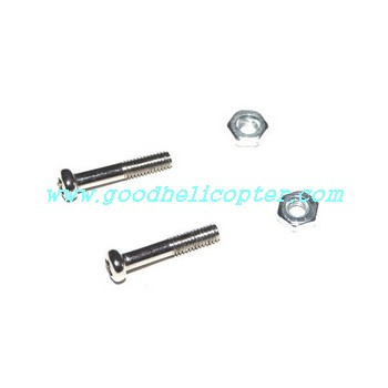 wltoys-v913 helicopter parts screw set to fix main blades